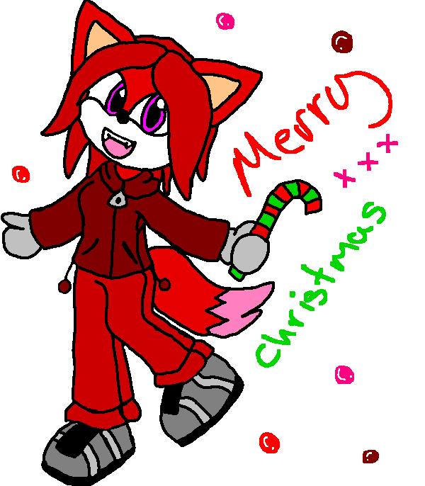 christmas Ruby by mitchika2