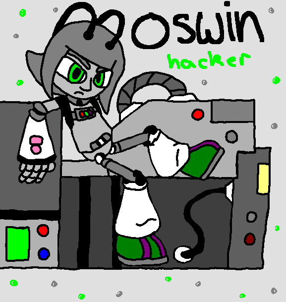 Oswin relaxed by mitchika2