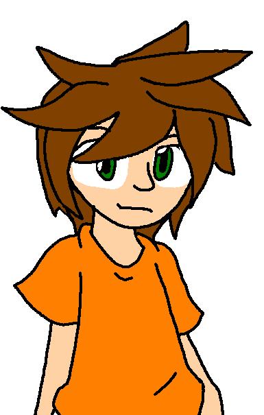Quick Ken drawing by mitchika2