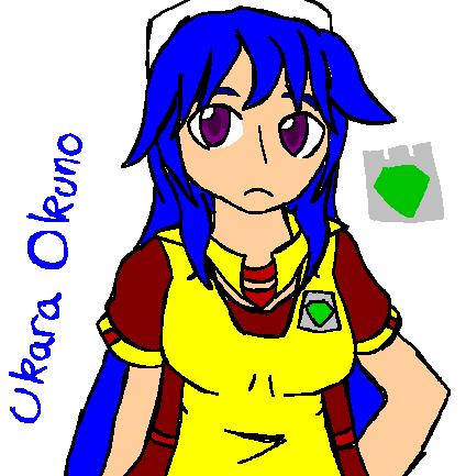 Ukara Okuno by mitchika2