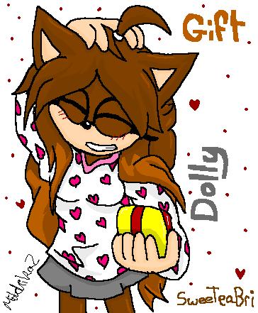 gift - Dolly - SweeTeaBri by mitchika2