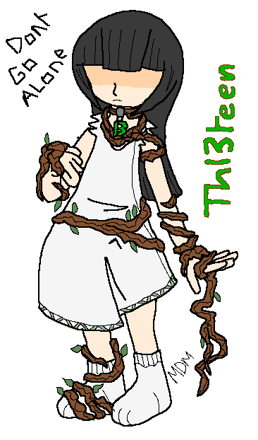 Alton Towers - Th13teen by mitchika2