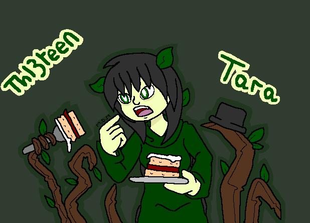 [Gift] Feed Tara Cake by mitchika2