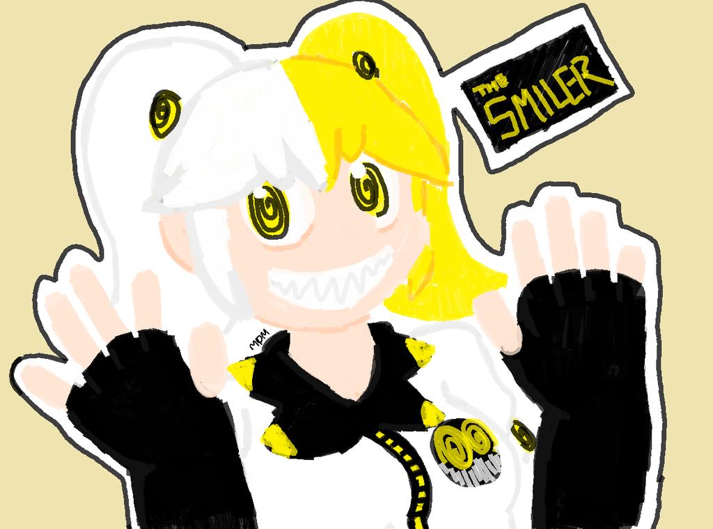 MS-Paint Marker Ino by mitchika2