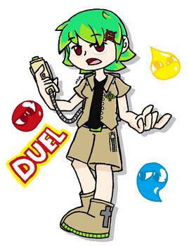 Duel - Puyo Puyo Style
