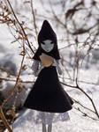 Miss Crow Doll