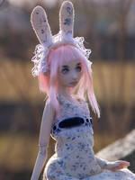 Marsha Hare by ladymeow