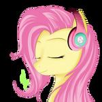 Fluttershy's Headphones