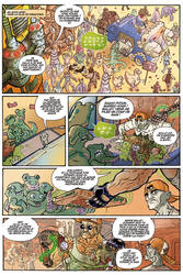 BULLET N'CUT page 1 with color and text modif