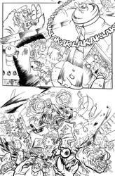 BULLET' N' CUT : page 18