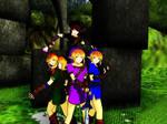 four swords andventers