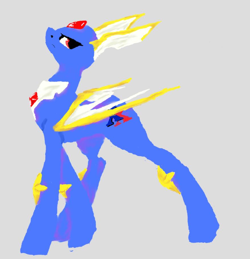 Copy X Pony by Asterabend
