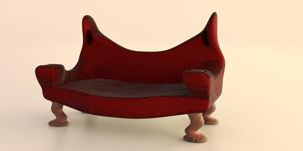 Cat Couch