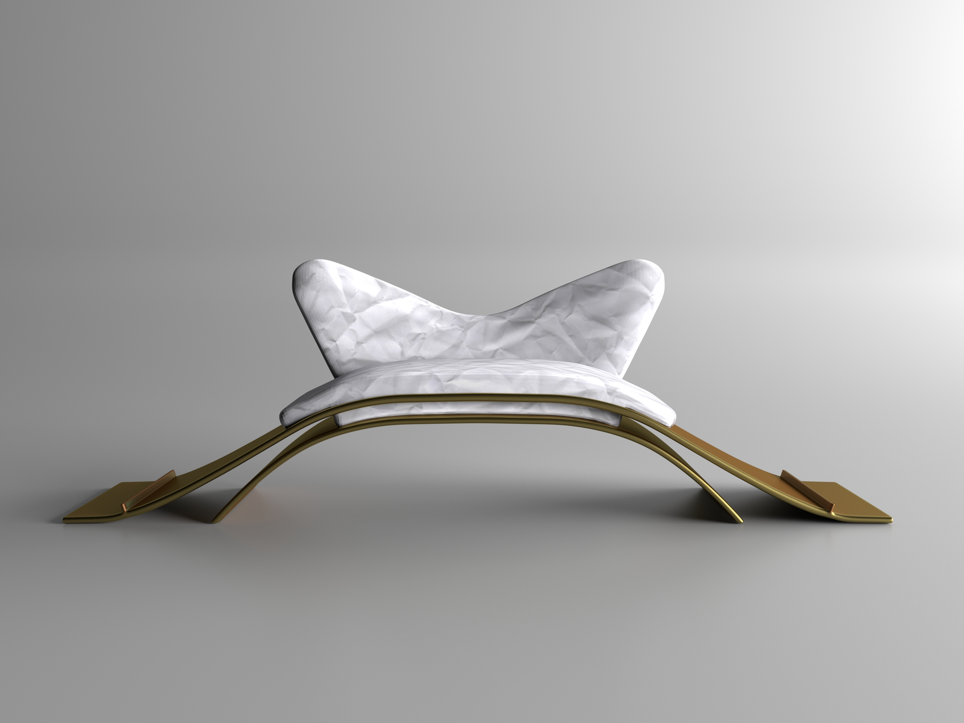 Dying Swan Couch