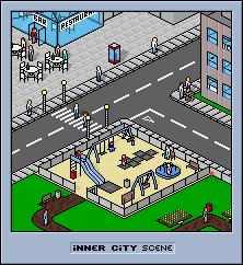 pixelSCENE - inner city by blackice