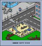 pixelSCENE - inner city