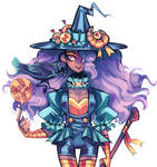 Bakery Witch