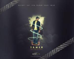 New Design for Tamer Hosny