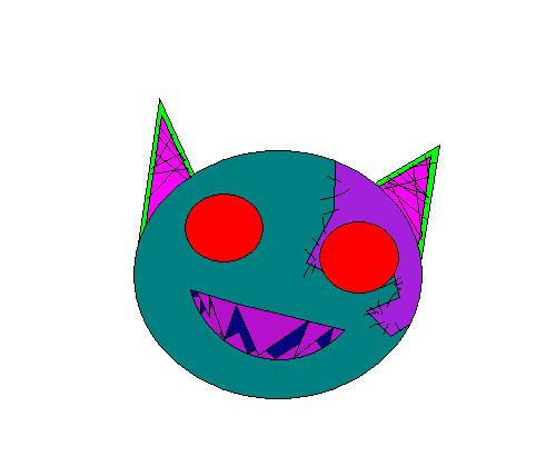 Cat DJ Helmet by ScavyX