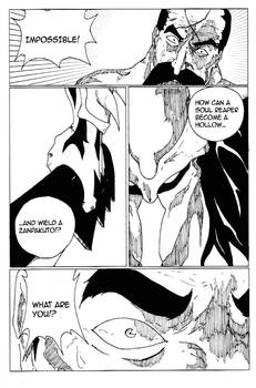 The First Vizard Arc Chapter 42 Manga (1/8)