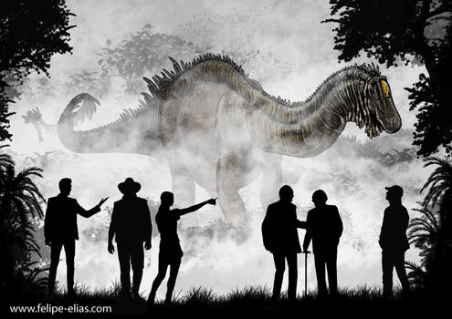 Welcome to Jurassic Park