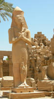 egyptian statue 2