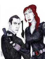 Agents by madbaumer37