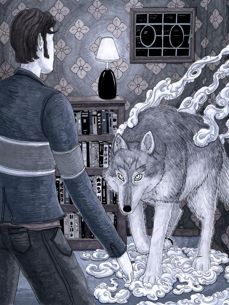 Der Wolf by madbaumer37