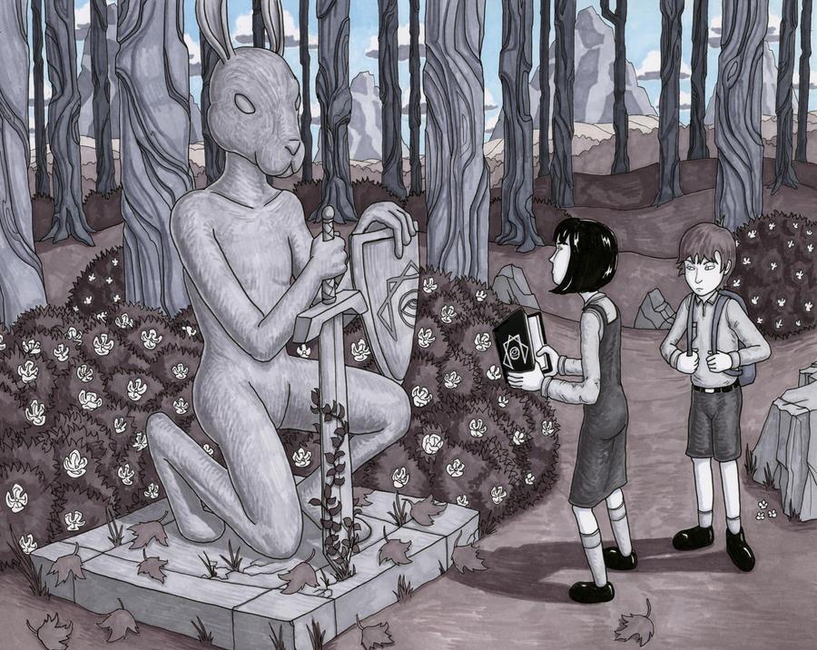Statue by madbaumer37