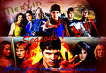 Merlin Seasons 1-5 (How far we have come!)