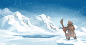 Speedie - Winter Mountains