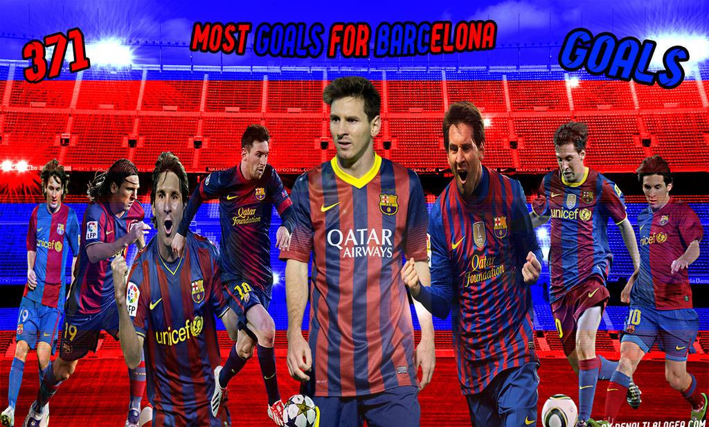 Lionel Messi - Fc Barcelona by BouananiYounes on DeviantArt