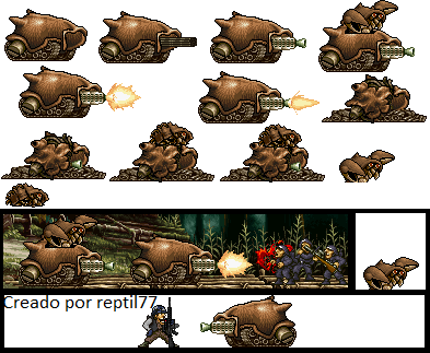 Tanque cangrejo by reptil77gemplays