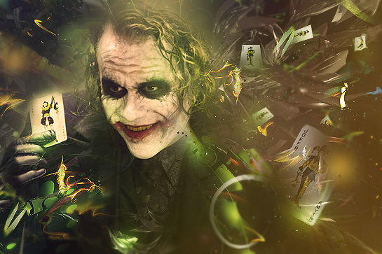 The Joker by Amythology