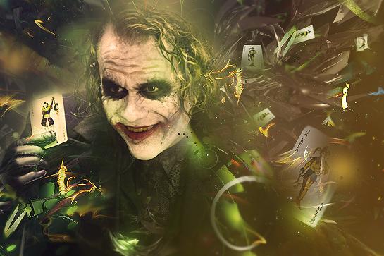 The Joker by Amythology