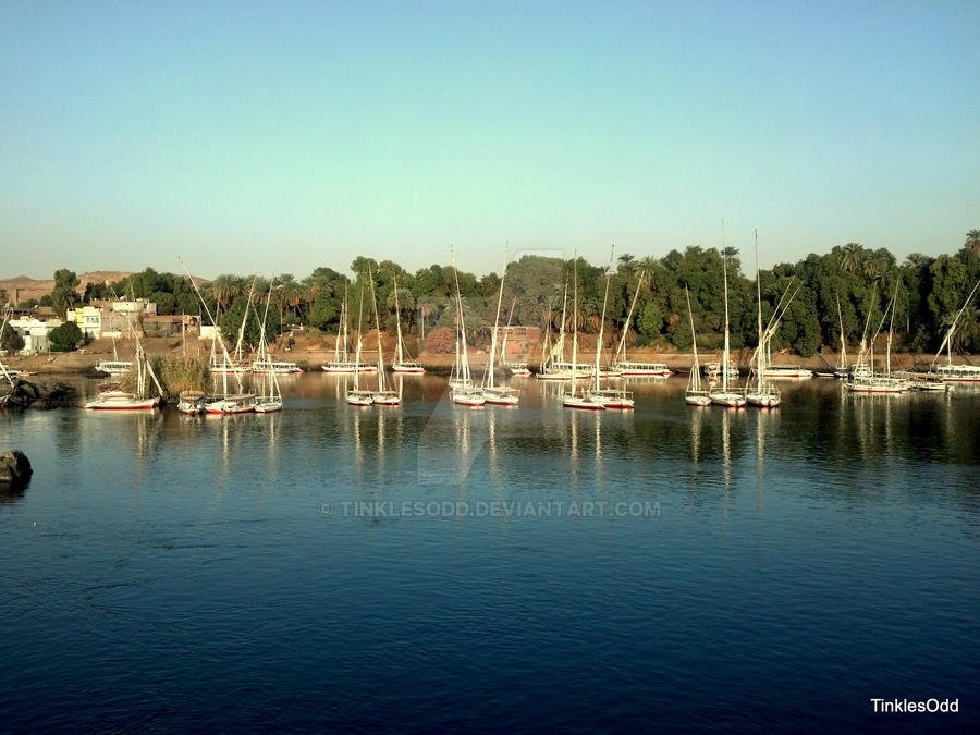 Aswan-Egypt'13 by TinklesOdd