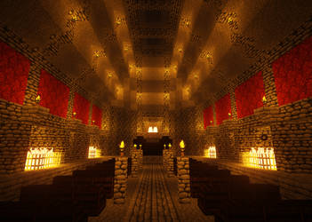 Merodum: Kathedrale by SuperKai00