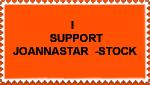 I support joannastar-stock by ashy-stock