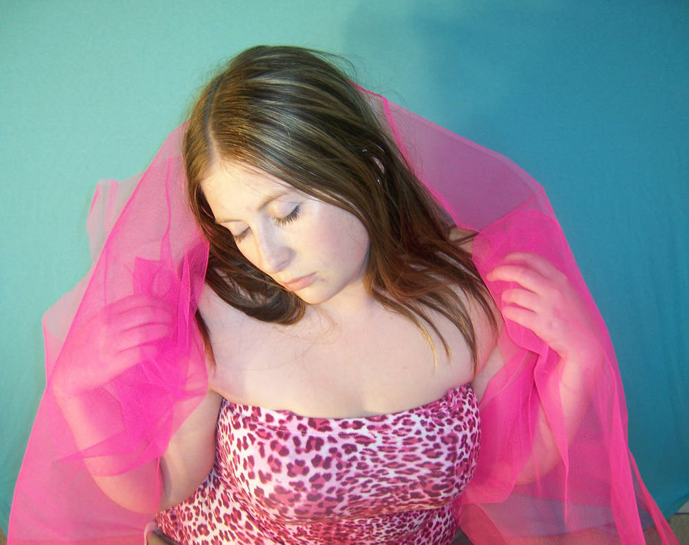Pink Netting 10