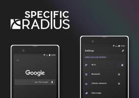 Radius - CM Theme
