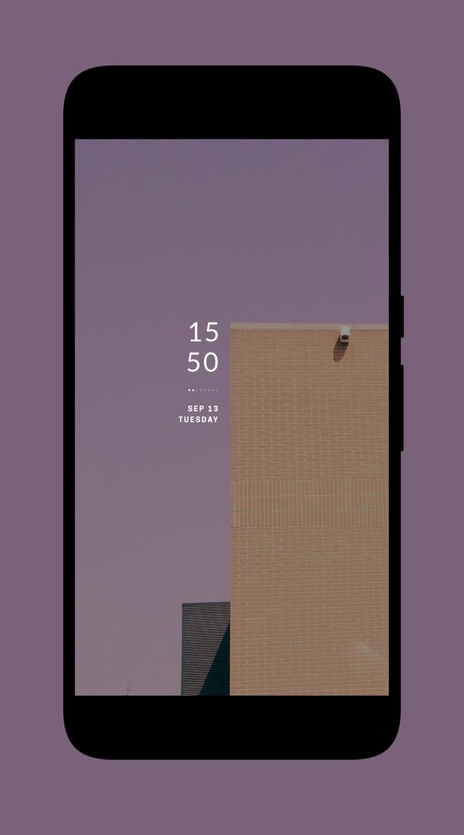Lockscreen 130916 by SolidKakadu
