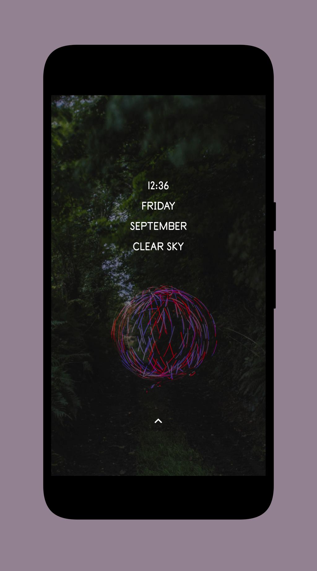 Lockscreen 160916 by SolidKakadu