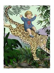 Alice's Jungle Adventure by loupo