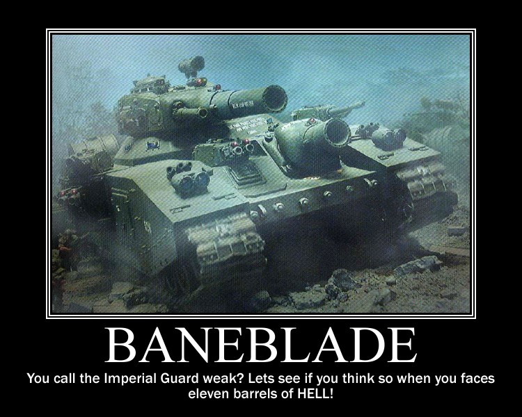 Baneblade by arreal on deviantart for How big is america