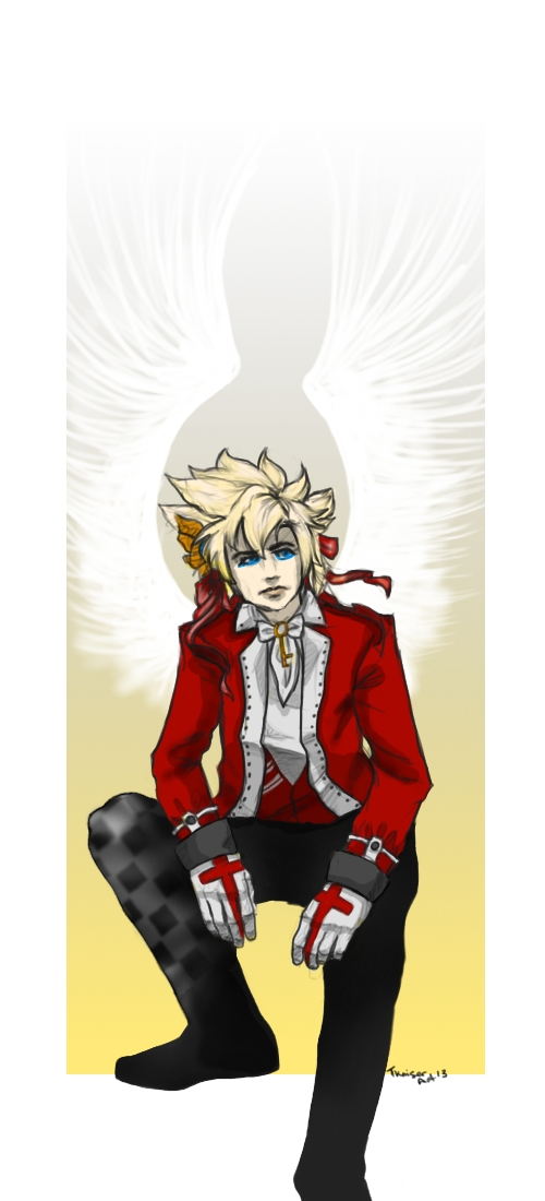 Angel by hatchback-girl