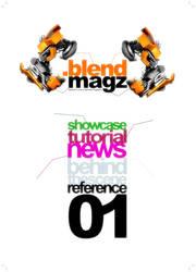 .Blend Magz by hizaro