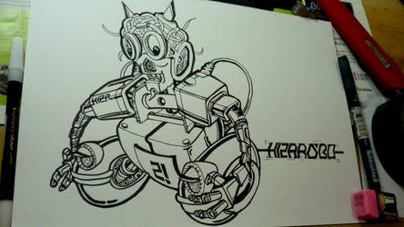 hiza'robo by hizaro