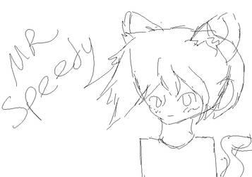 Sketch of Speedy