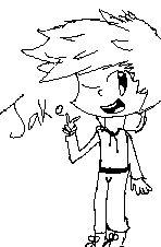 Sketch of Jake