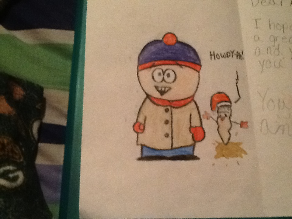 Hankey The Christmas Poo.Stan And Mr Hankey The Christmas Poo By Wolf Of Happiness On